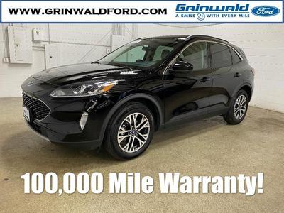 used 2020 Ford Escape car, priced at $24,840