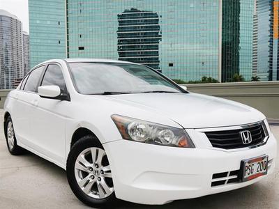 used 2008 Honda Accord car, priced at $7,995