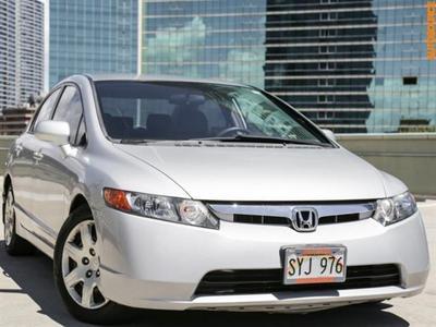 used 2007 Honda Civic car, priced at $9,995