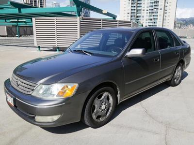 used 2003 Toyota Avalon car, priced at $6,995