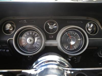 used 1968 Ford Mustang car, priced at $29,995