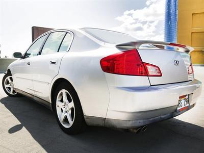 used 2003 INFINITI G35 car, priced at $7,995