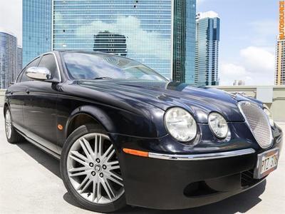 used 2008 Jaguar S-Type car, priced at $9,995