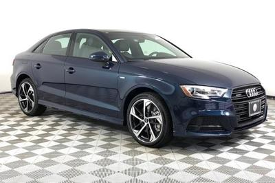 new 2020 Audi A3 car, priced at $39,670
