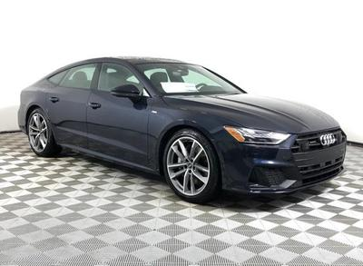new 2021 Audi A7 car, priced at $78,300