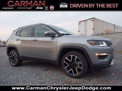 new 2021 Jeep Compass car, priced at $33,343