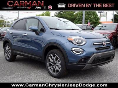 new 2020 FIAT 500X car, priced at $26,734