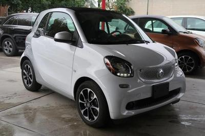 used 2017 smart ForTwo Electric Drive car, priced at $12,500