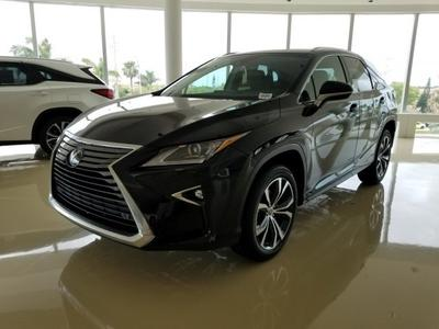 new 2018 Lexus RX 350 car, priced at $50,954