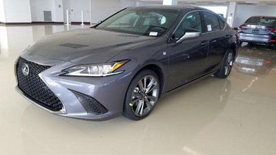 new 2019 Lexus ES 350 car, priced at $47,274