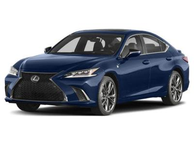 new 2019 Lexus ES 350 car, priced at $44,323