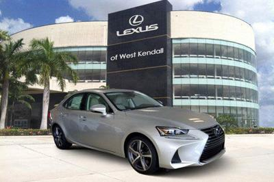 new 2019 Lexus IS 300 car, priced at $43,149