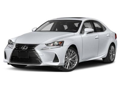 new 2019 Lexus IS 300 car, priced at $39,669