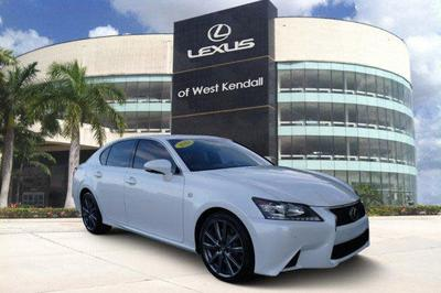 used 2013 Lexus GS 350 car, priced at $22,998