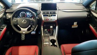 new 2019 Lexus NX 300 car, priced at $44,208