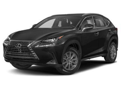 new 2019 Lexus NX 300 car, priced at $44,008
