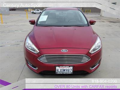 used 2017 Ford Focus car, priced at $8,995