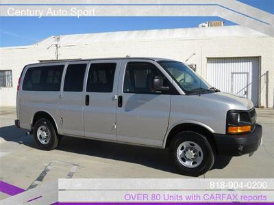 used 2009 Chevrolet Express 2500 car, priced at $10,995