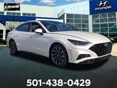new 2021 Hyundai Sonata car, priced at $34,024