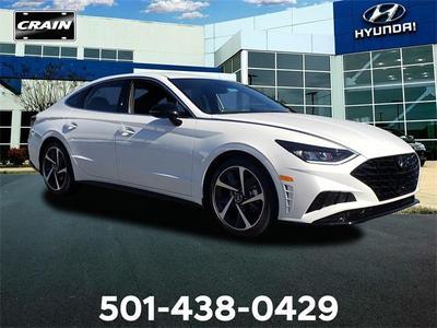 new 2021 Hyundai Sonata car, priced at $29,035