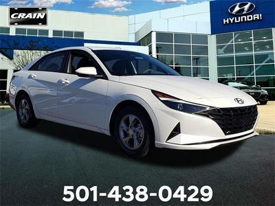 new 2021 Hyundai Elantra car, priced at $20,476
