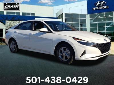 new 2021 Hyundai Elantra car, priced at $20,583