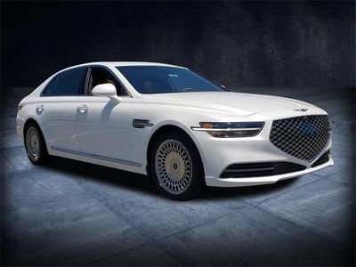 new 2020 Genesis G90 car, priced at $70,465
