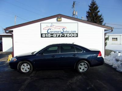 used 2007 Chevrolet Impala car, priced at $3,995