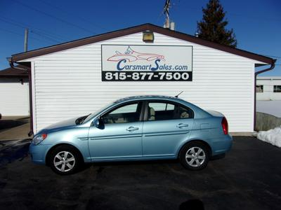 used 2009 Hyundai Accent car, priced at $3,395