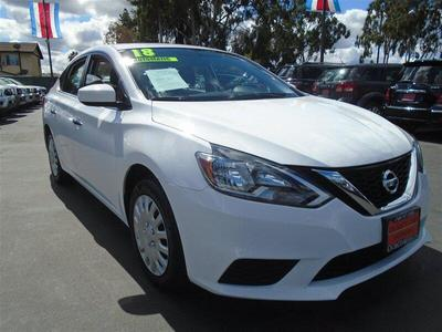 used 2018 Nissan Sentra car, priced at $12,990