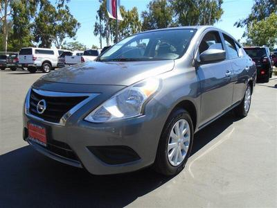 used 2018 Nissan Versa car, priced at $11,490