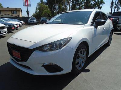 used 2015 Mazda Mazda3 car, priced at $10,990
