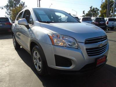 used 2015 Chevrolet Trax car, priced at $11,900