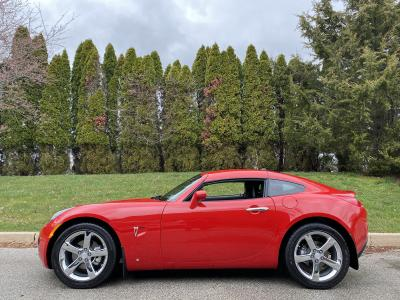 used 2009 Pontiac Solstice car, priced at $34,900