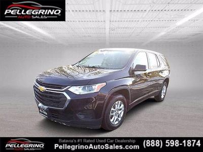 used 2018 Chevrolet Traverse car, priced at $23,500