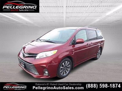 used 2018 Toyota Sienna car, priced at $27,000