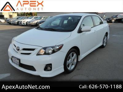 used 2013 Toyota Corolla car, priced at $10,650
