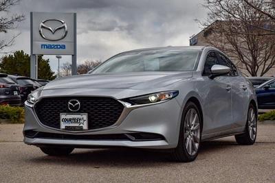 new 2019 Mazda Mazda3 car, priced at $23,013