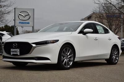 new 2019 Mazda Mazda3 car, priced at $26,913