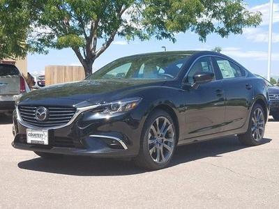 new 2017 Mazda Mazda6 car, priced at $32,503