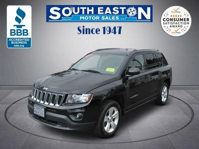 used 2015 Jeep Compass car, priced at $11,995