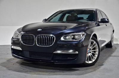 used 2015 BMW 750 car, priced at $24,895
