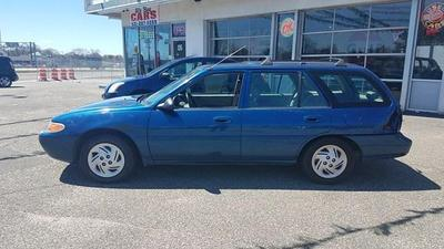 used 1998 Ford Escort car, priced at $3,995