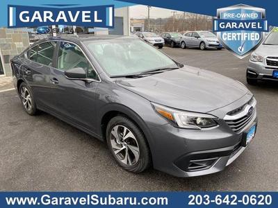 used 2021 Subaru Legacy car, priced at $24,378