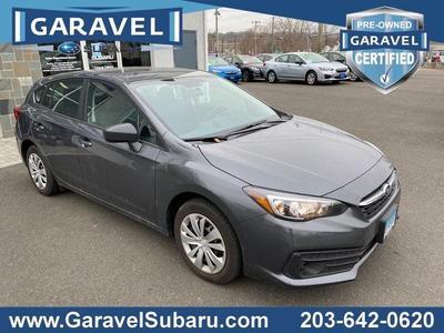 used 2020 Subaru Impreza car, priced at $21,762