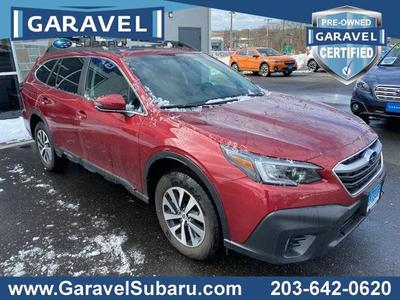 used 2020 Subaru Outback car, priced at $33,509