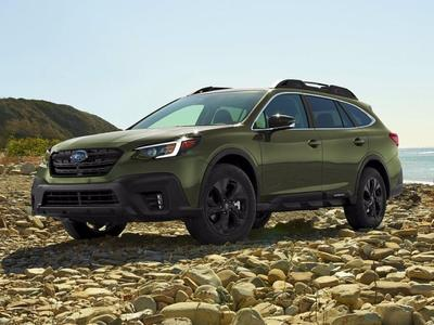 new 2021 Subaru Outback car, priced at $33,457
