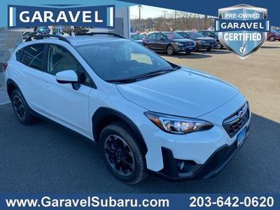 used 2021 Subaru Crosstrek car, priced at $26,570