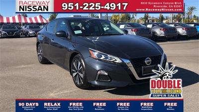new 2021 Nissan Altima car, priced at $23,306