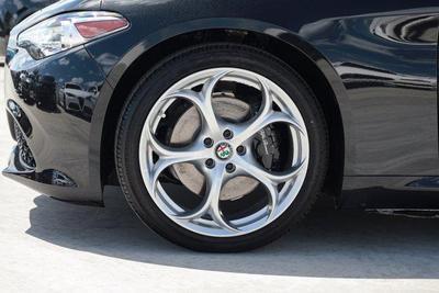 new 2021 Alfa Romeo Giulia car, priced at $42,045